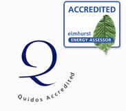 Renown Estate Agents is accredited by Elmhurst Energy and Quidos