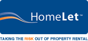 Homelet, taking the risk out of property rental.