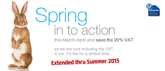 Spring into action offer